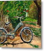Plien Air Afternoon Metal Print
