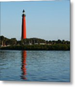Ponce Inlet Lighthouse Metal Print