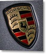 Porsche Metal Print by Gordon Dean II