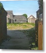 Portlaw County Waterford Metal Print