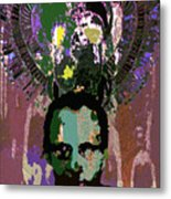 Prince Of The Nile 2 Metal Print