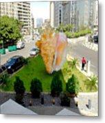 Project Lebanon Metal Print by Arlin Jules