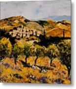 Provence10080 Metal Print