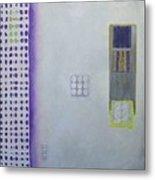 Purple Passion Number 1 Metal Print
