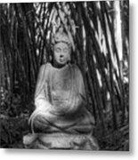 Quiet Meditation Metal Print