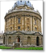 Radcliffe Camera Metal Print