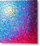 Rainbow Which Was Thought Up By Me Metal Print
