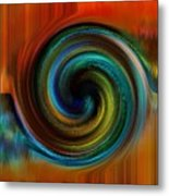 Reasoning Metal Print