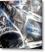 Rebirth2 Metal Print