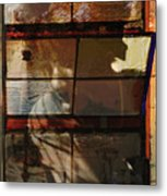Reflections And Memories Metal Print