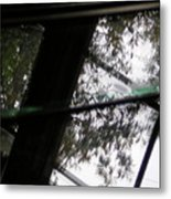 Reflections Cubed Metal Print