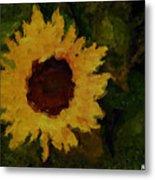 Remembering Van Gogh Metal Print