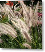 Reptile Garden Plantsi Metal Print