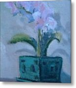 Retirement Orchid...sold Metal Print by Bryan Alexander