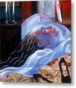Revelation Of Love Metal Print