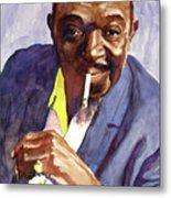Rex Stewart Jazz Man Metal Print