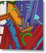 Rfb0306 Metal Print
