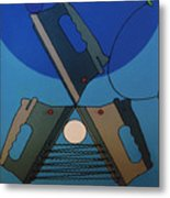 Rfb0904 Metal Print