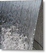 Ribbons Of Water Metal Print