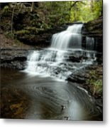 Rickets Glen 4 Metal Print