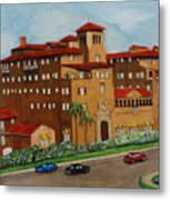 Ringling Towers Metal Print