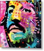 Ringo Starr Metal Print by Dean Russo