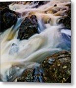 River Dance Metal Print