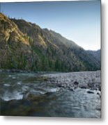 River Of No Return Metal Print