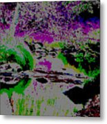 River Of The Mind Metal Print