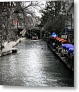 Riverwalk Metal Print by Shane Rees