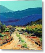 Road Home Metal Print
