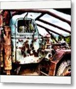 Road Warrior Metal Print