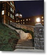 Roanoke Steps Metal Print