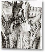 Rocco Eagle Metal Print