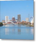 Rochester Ny Metal Print