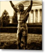 Rocky - Heart Of A Champion  Metal Print