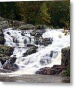 Rocky Falls Metal Print