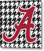 Roll Tide Mini Canvas Metal Print