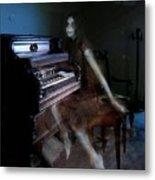 Rolling Hills Organ Metal Print