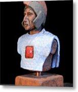 Roman Legionaire - Warrior - Ancient Rome - Roemer - Romeinen - Antichi Romani - Romains - Romarere  Metal Print by Urft Valley Art