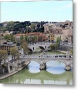 Rome River Metal Print