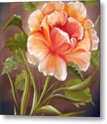 Rose Tropicana Metal Print