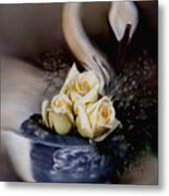 roses for Susan Metal Print