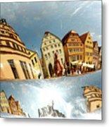 Rotenburg In A Tuba Metal Print