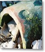Rotting Heart For You Metal Print