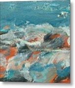 Rough Waters Metal Print