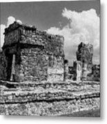 Ruins Of Ek Balan Metal Print