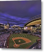 Safeco Field Metal Print