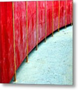Safety Alley Metal Print