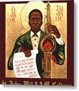 Saint John The Divine Sound Baptist Metal Print